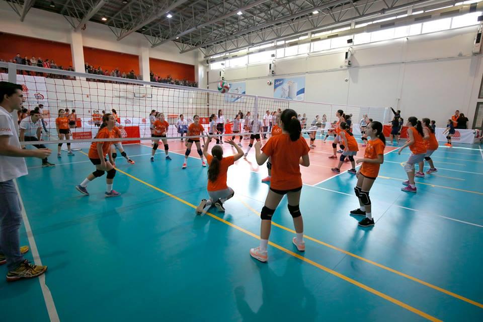 Kovan Spor Kültürü Merkezi'nde 1. SPOR ŞENLİĞİ 31 Ekim'de.